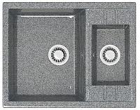 Мойка кухонная Elmar M-08 (темно-серый Q8) -