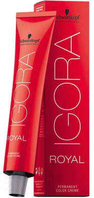 Крем-краска для волос Schwarzkopf Professional Igora Royal Permanent Color Creme 12-19 (60мл)
