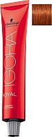 Крем-краска для волос Schwarzkopf Professional Igora Royal Permanent Color Creme 6-77 (60мл) -