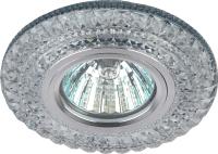 Точечный светильник ЭРА DK LD3 SL-WH+BL / Б0019203 -