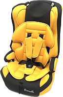 Автокресло Мишутка 513 RF Carmella (23, Yellow/Black Dot) -