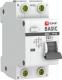 Дифференциальный автомат EKF Basic АД-12 1P+N 10А 30мА АС C / DA12-10-30-bas -