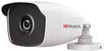 Аналоговая камера HiWatch DS-T120