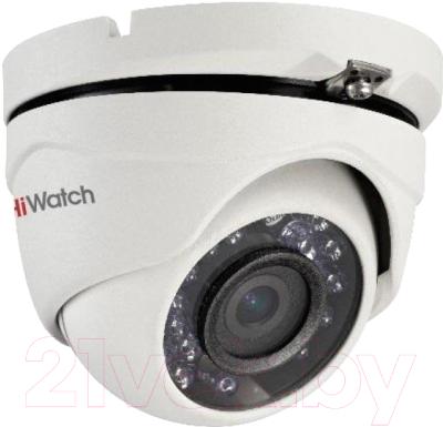 Аналоговая камера HiWatch DS-T123