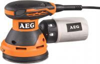 Профессиональная эксцентриковая шлифмашина AEG Powertools EX 125 ES (4935416100) -
