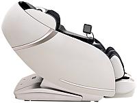 Массажное кресло Casada Skyliner II Braintronics CMS-554-ВТ (белый/серый) -