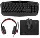 Клавиатура+мышь Sven GS-4300 (черный) -