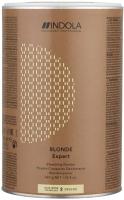 Порошок для осветления волос Indola Blonde Expert Bleaching Powder (450г) -