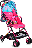 Детская прогулочная коляска Cosatto Woosh с бампером / 3943 (Fairy Clouds) -