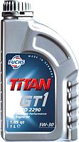 Моторное масло Fuchs Titan GT1 PRO 2290 5W30 / 601425066 (5л) -