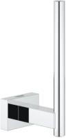 Держатель для туалетной бумаги GROHE Essentials Cube 40623001 -