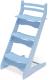 Стул детский Millwood Вырастайка 4 СДН-3 В1 Кат 7.5 (голубой) -