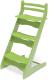 Стул детский Millwood Вырастайка 4 СДН-3 В1 Кат 7.6 (зеленый) -