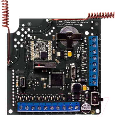 Модуль для подключения датчиков Ajax OcBridge Plus / 7296.14.NC1