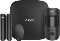 Комплект Умный Дом Ajax StarterKit / 10021.00.BL2 (черный) -