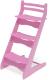 Стул детский Millwood Вырастайка 4 СДН-3 В1 Кат 7.8 (розовый) -