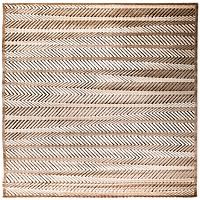 Ковер Angora Fialka Daire M332Y (2x2, dark beige/beige) -