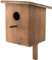 Скворечник для птиц Дарэлл RP8507 (темно-коричневый) -