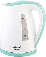 Электрочайник Atlanta ATH-2372 (зеленый) -