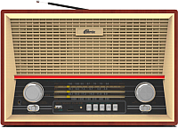 Радиоприемник Ritmix RPR-102 Wood -