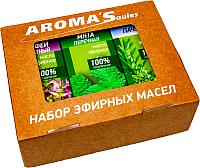 Набор эфирных масел Saules Sapnis Травяной (3x10мл) -