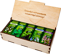 Набор эфирных масел Saules Sapnis Травяной (5x10мл) -