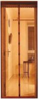Москитная дверь Feniks FN220 (коричневый) -