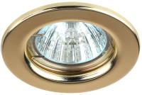 Точечный светильник ЭРА ST1 GD / C0043798 -