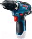 Профессиональная дрель-шуруповерт Bosch GSR 12V-35 Solo Carton (0.601.9H8.000) -