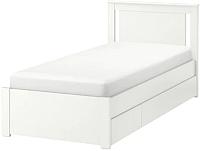 Односпальная кровать Ikea Сонгесанд 192.410.09 -