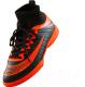 Бутсы футбольные Atemi SD100 TURF (черный/оранжевый, р-р 33) -