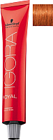 Крем-краска для волос Schwarzkopf Professional Igora Royal Permanent Color Creme 7-77 (60мл) -