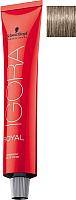 Крем-краска для волос Schwarzkopf Professional Igora Royal Permanent Color Creme 8-1 (60мл) -