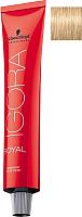 Крем-краска для волос Schwarzkopf Professional Igora Royal Permanent Color Creme 9-0 (60мл) -