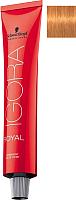 Крем-краска для волос Schwarzkopf Professional Igora Royal Permanent Color Creme 9-7 (60мл) -