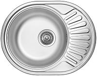 Мойка кухонная ZorG ZCL 5845 OV -
