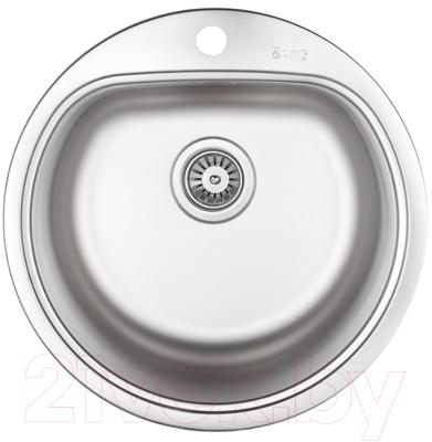 Мойка кухонная ZorG ZLL 510