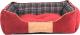 Лежанка для животных Scruffs Highland / 932046 (красный) -