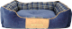 Лежанка для животных Scruffs Highland / 932039 (синий) -