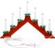 Светодиодная фигура 2D Neon-Night Новогодняя горка 501-082 -
