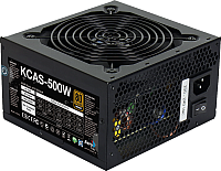 Блок питания для компьютера AeroCool KCAS Plus 500 500W -
