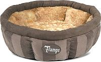 Лежанка для животных Tramps Aristocat Ring / 932282/BR (коричневый) -