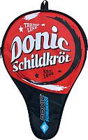Чехол для ракетки Donic Schildkrot Trendline (красный/черный) -
