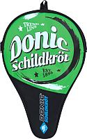 Чехол для ракетки Donic Schildkrot Trendline (зеленый/черный) -