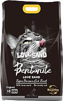 Наполнитель для туалета Love Sand LS-002 (10л) -