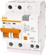 Дифференциальный автомат TDM АД-12-2Р-16А-10мА / SQ0204-0005 -