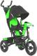 Детский велосипед с ручкой Sundays SJ-BT-92 (зеленый) -