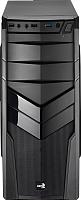 Корпус для компьютера AeroCool V2X (черный) -