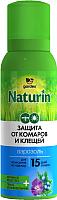 Спрей от насекомых Gardex Naturin N002  от комаров и клещей (100мл) -