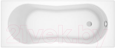 Ванна акриловая Cersanit Nike 170x70 / P-WP-NIKE-170